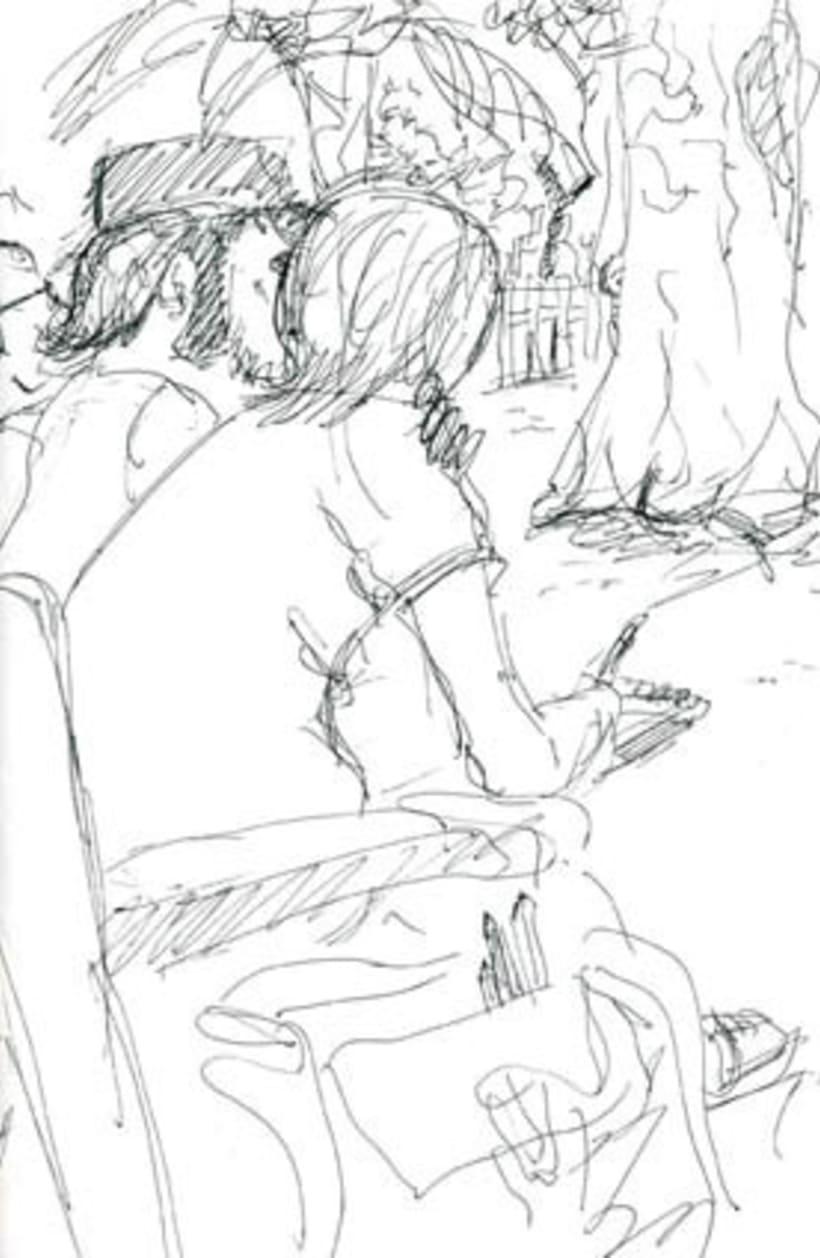 //mi alma// Ilustración Digital, viajes, bocetos... 25