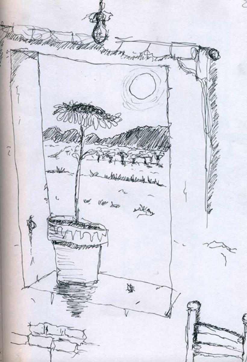 //mi alma// Ilustración Digital, viajes, bocetos... 19