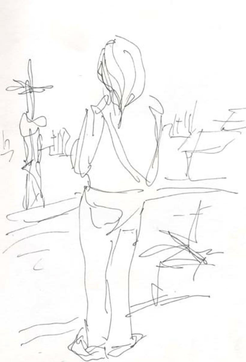 //mi alma// Ilustración Digital, viajes, bocetos... 18
