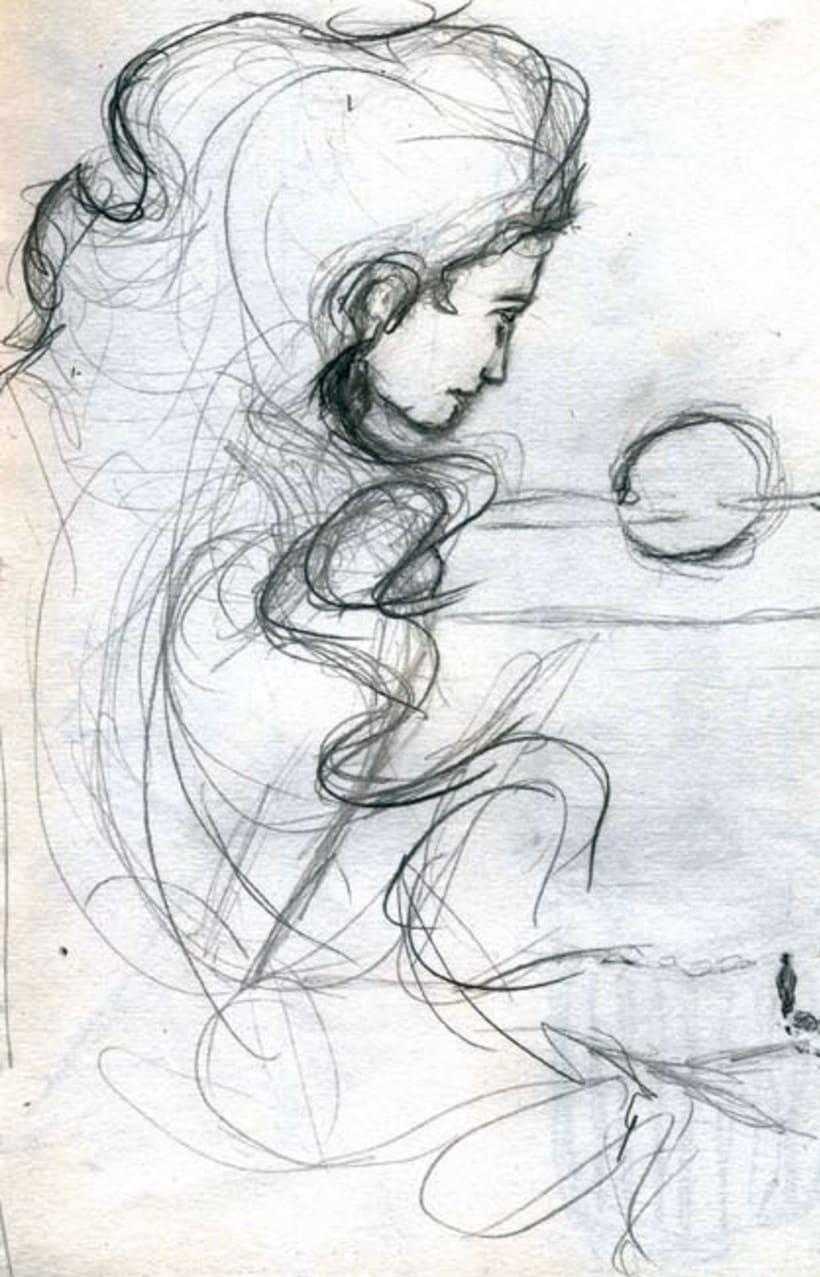 //mi alma// Ilustración Digital, viajes, bocetos... 13