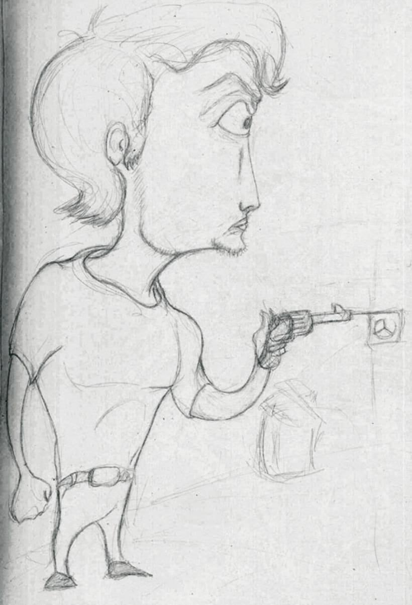 //mi alma// Ilustración Digital, viajes, bocetos... 6