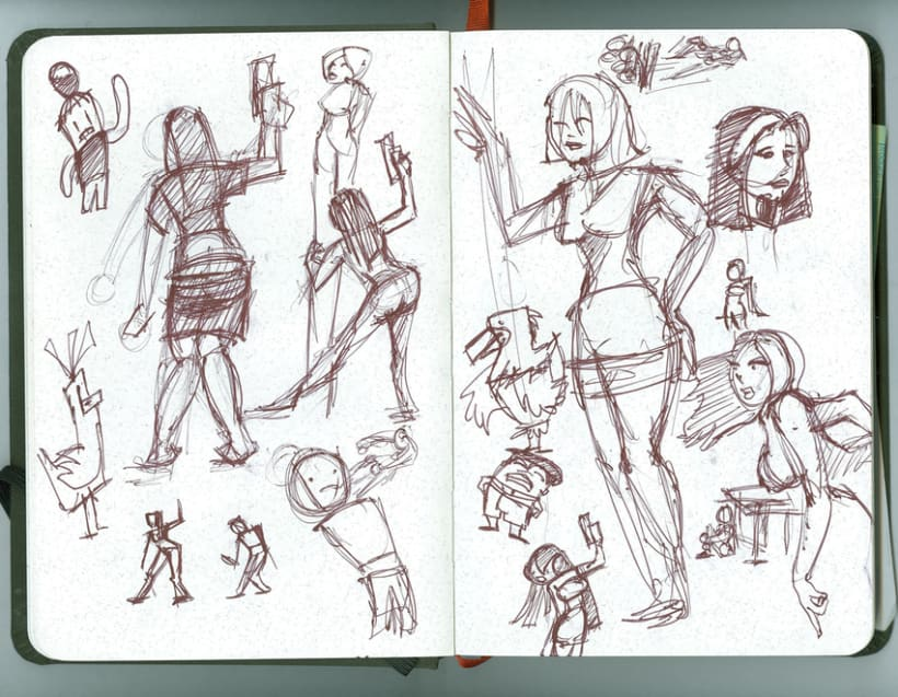 London-Sketches 42