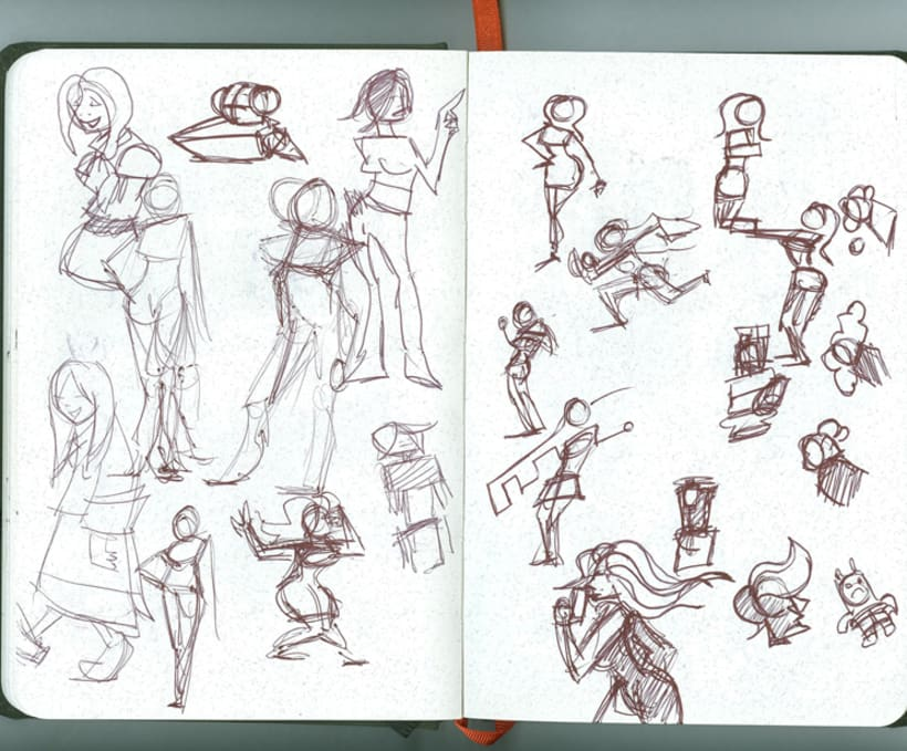 London-Sketches 38