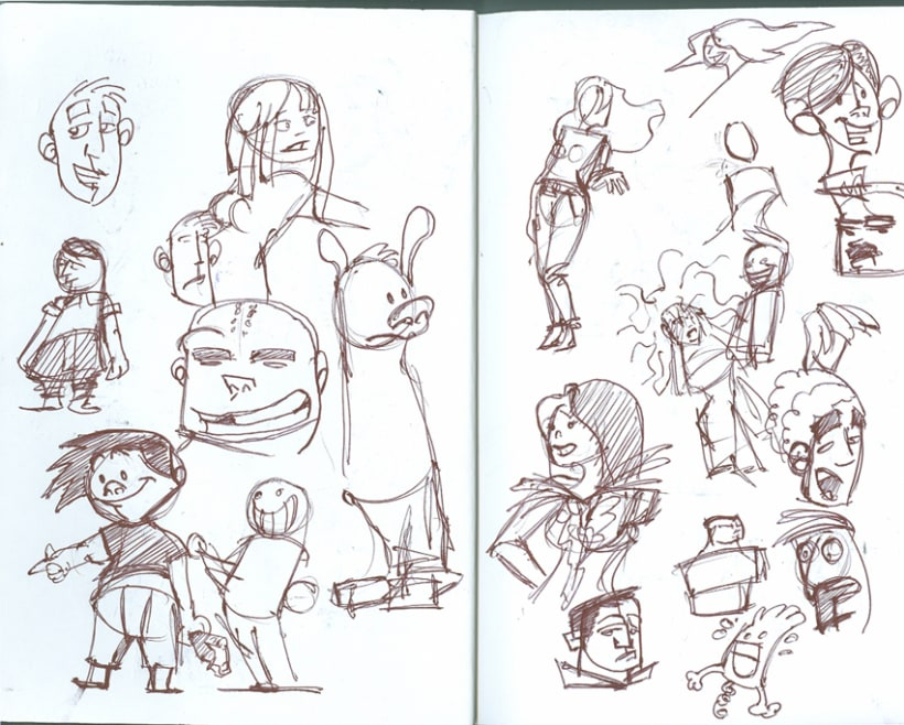 London-Sketches 36