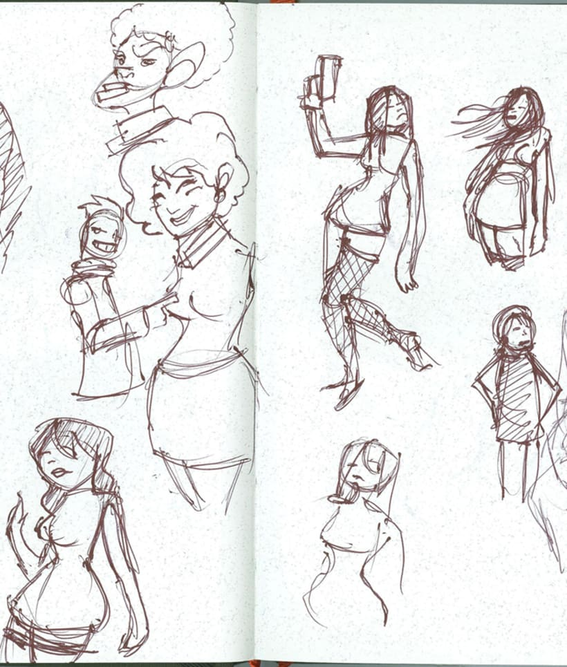 London-Sketches 32