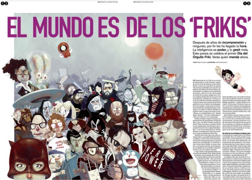 Ilustración en prensa 2