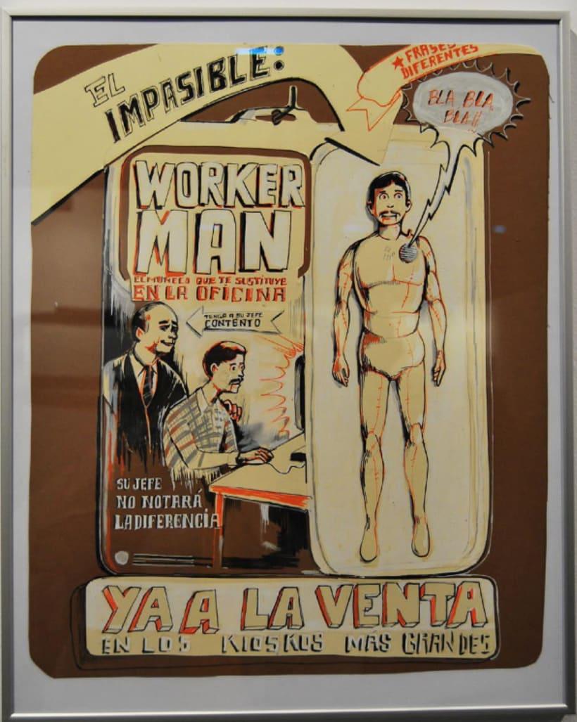 WORKER MAN 4