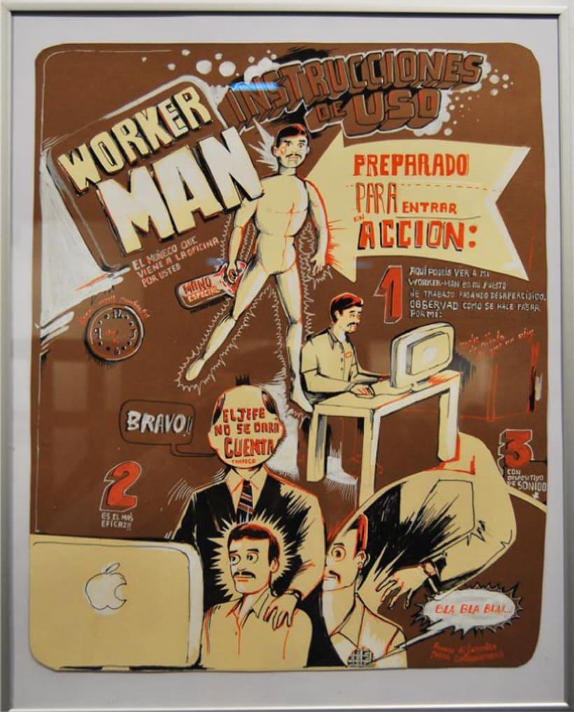 WORKER MAN 5