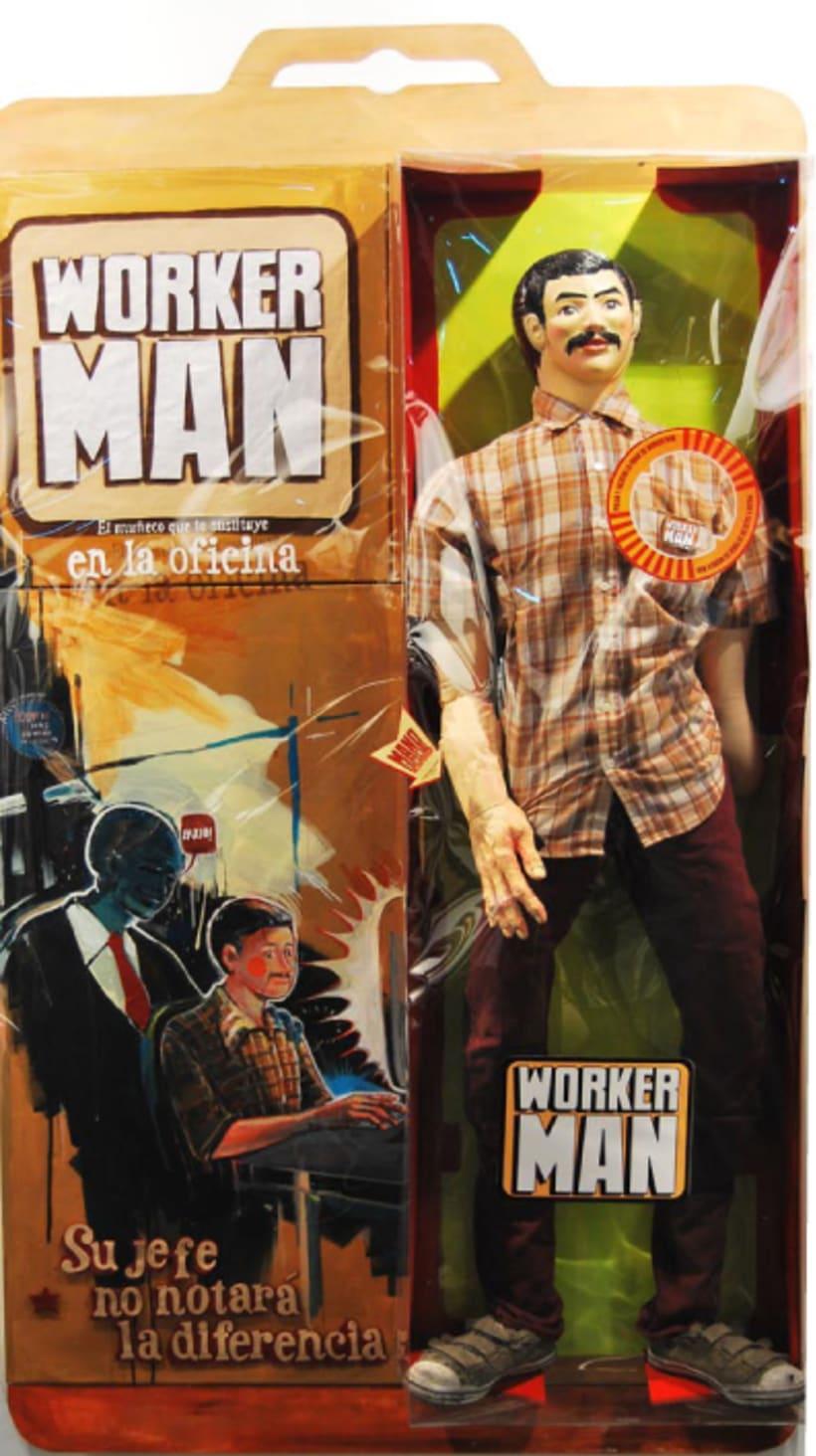 WORKER MAN 7