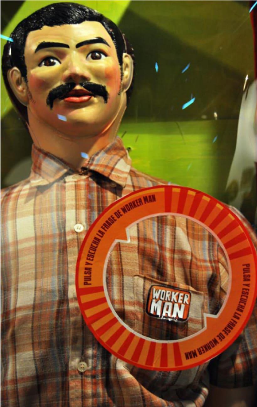 WORKER MAN 8