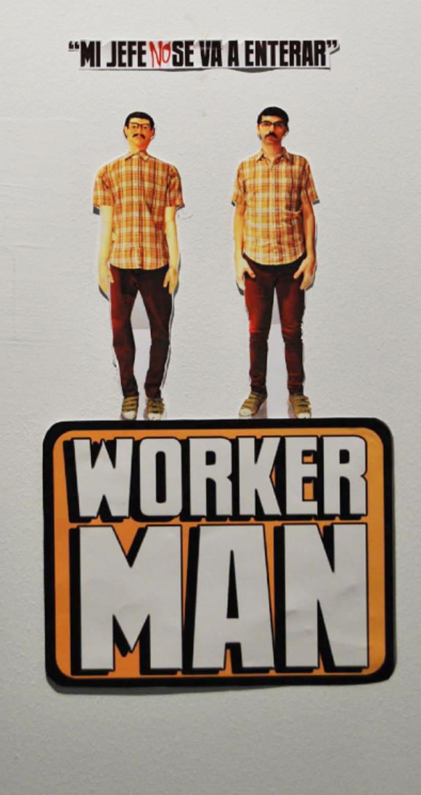 WORKER MAN 10