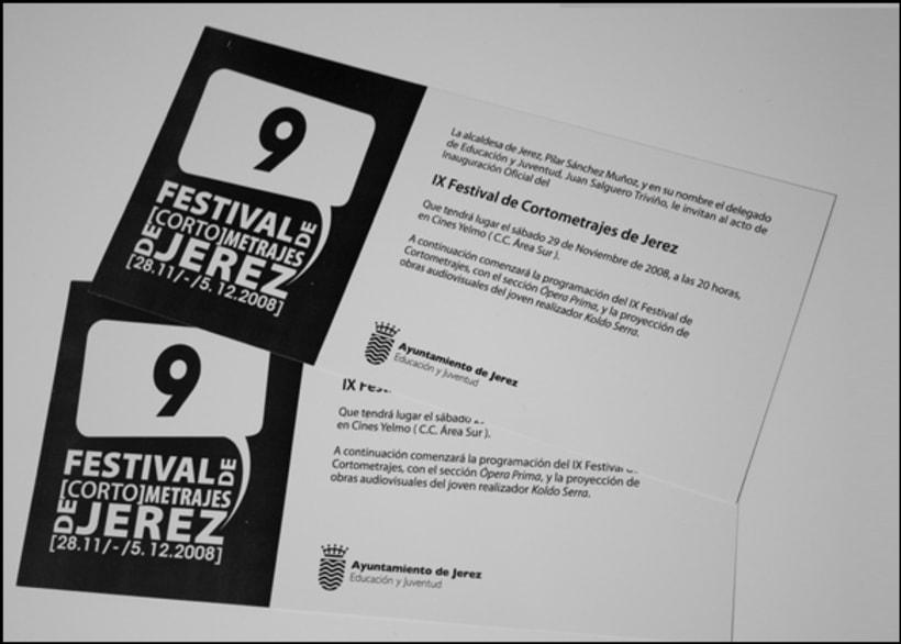 9 Festival de Cortometrajes de Jerez 9