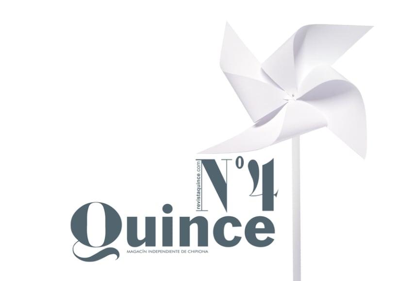 Revista Quince Nº4 2