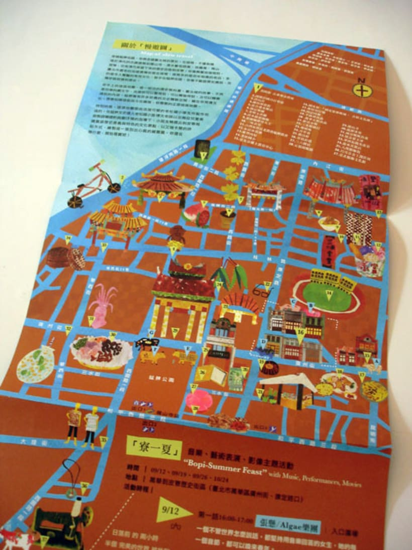Bopi Art creative map 2