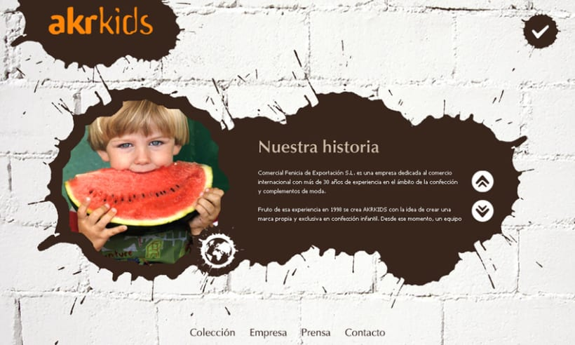 AKR Kids Website 8