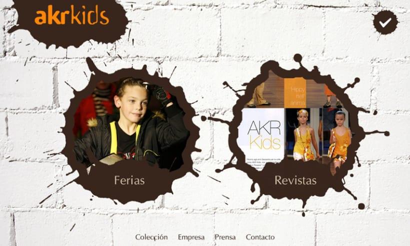 AKR Kids Website 6