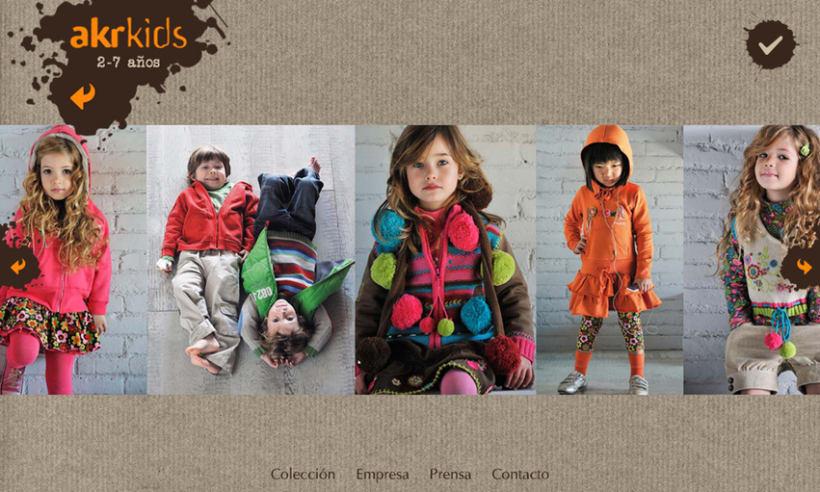 AKR Kids Website 4