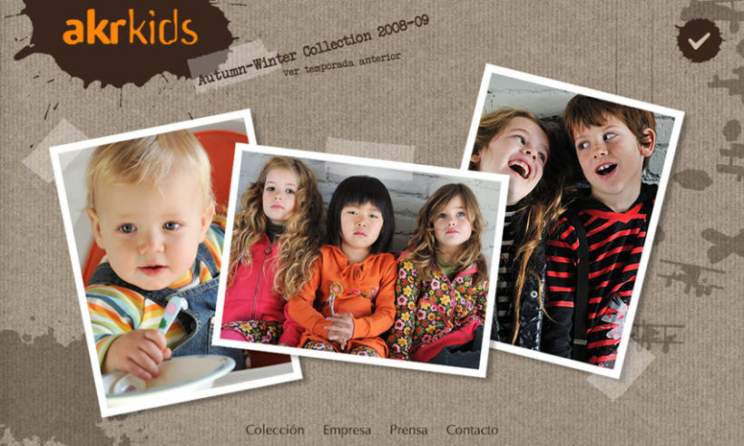 AKR Kids Website 3