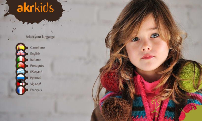 AKR Kids Website 2