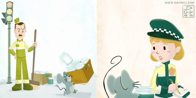 Mica y sus Amigos 6