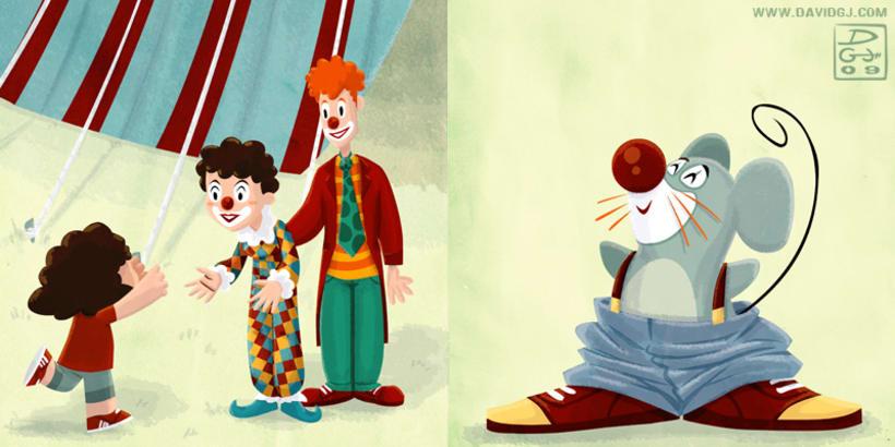 Mica y sus Amigos 3