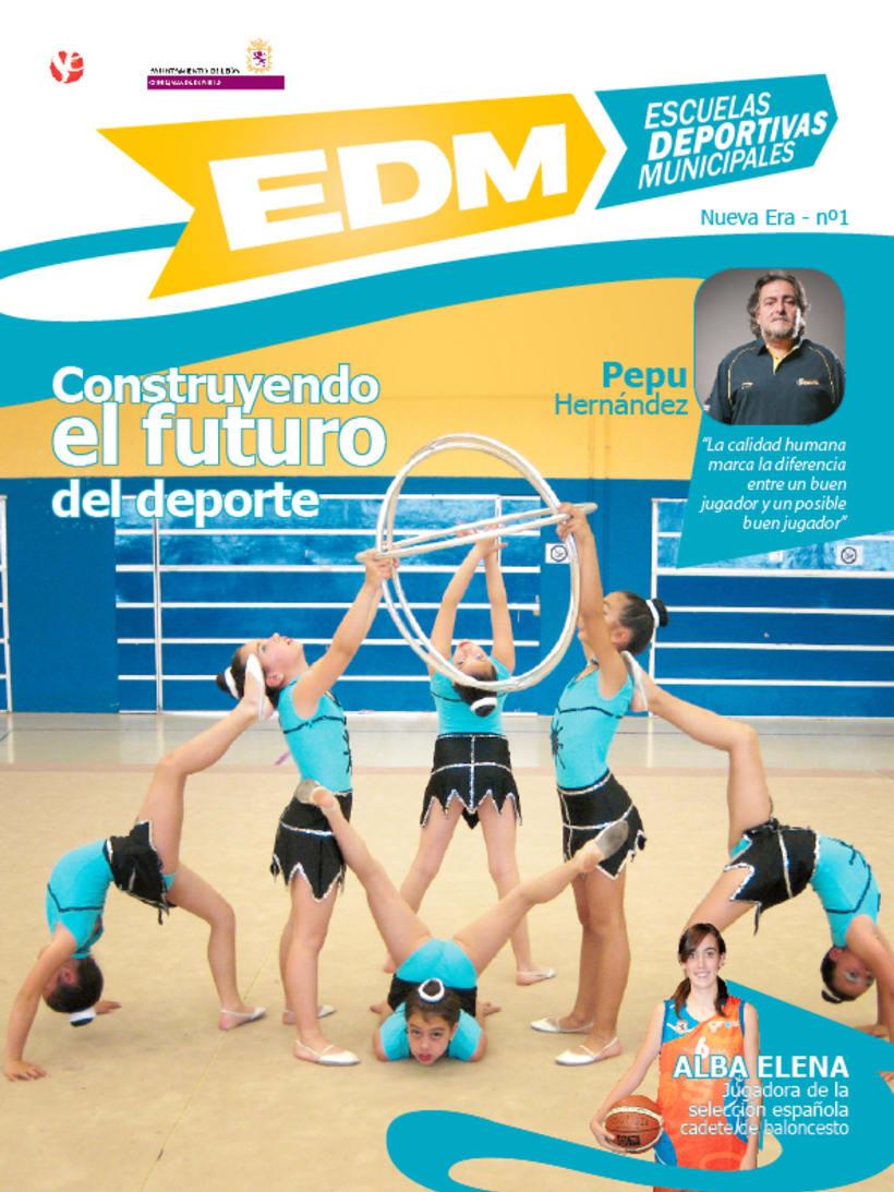 Revista EDM 1