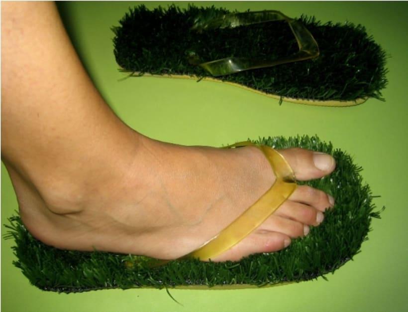 Diseño de sandalias 2