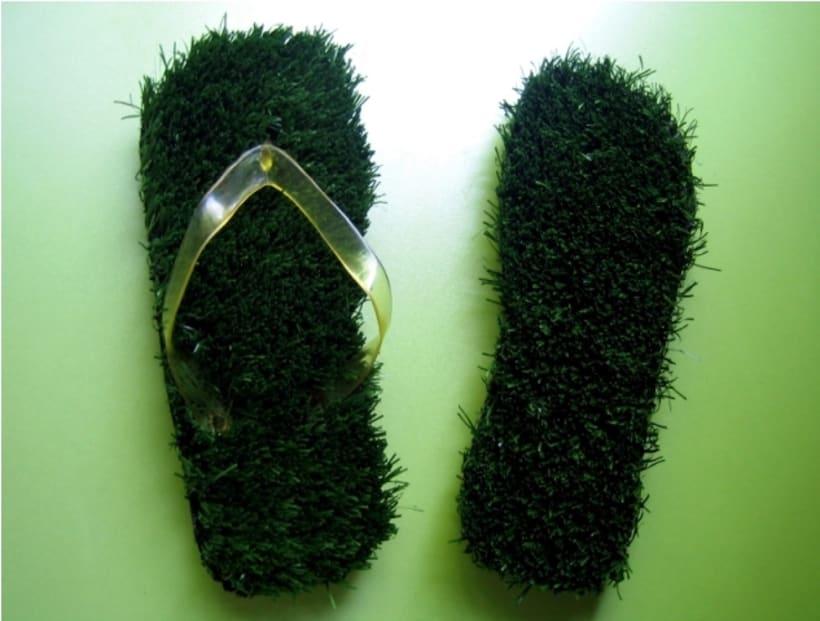 Diseño de sandalias 3