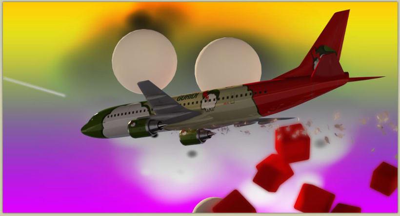 Avión revolución 4