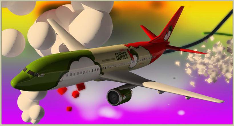 Avión revolución 6