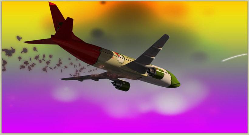Avión revolución 2