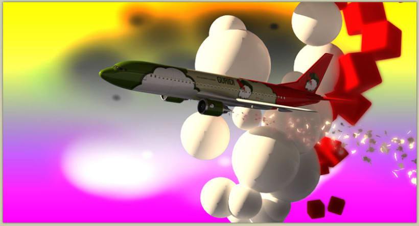 Avión revolución 3