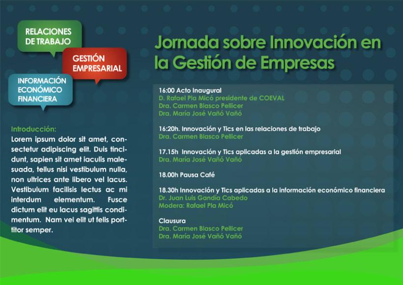 Jornada sobre Innovación en la gestión de empresas 4