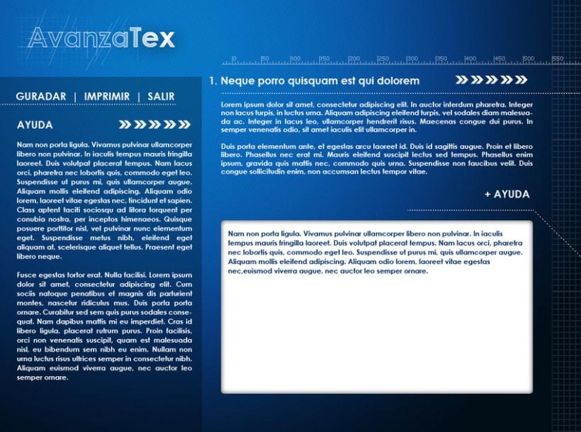 Activatex / Avanzatex 2