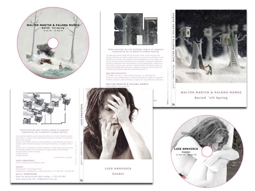 Isabel Hurley - Diseño 1