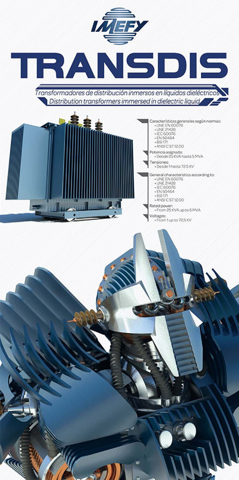 Imefy, the real manufacturer of transformers in the world. 4