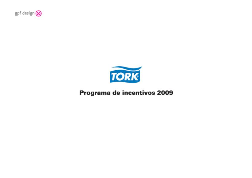 Incentivos Tork 2009 2