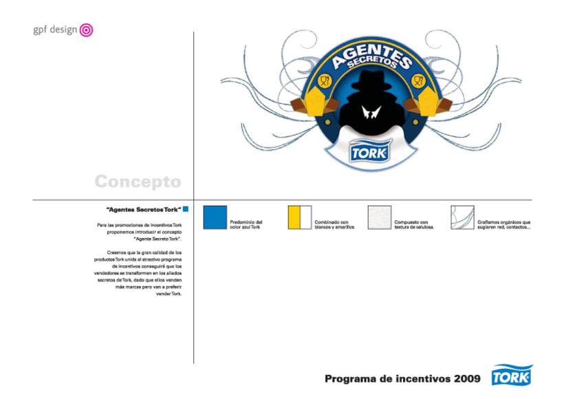 Incentivos Tork 2009 4