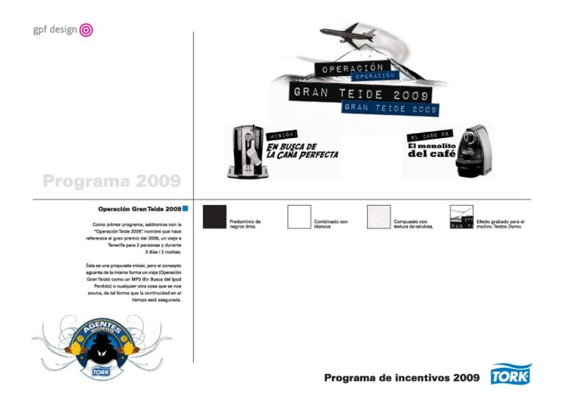 Incentivos Tork 2009 6