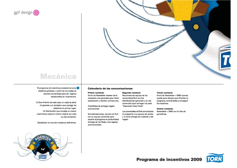Incentivos Tork 2009 7