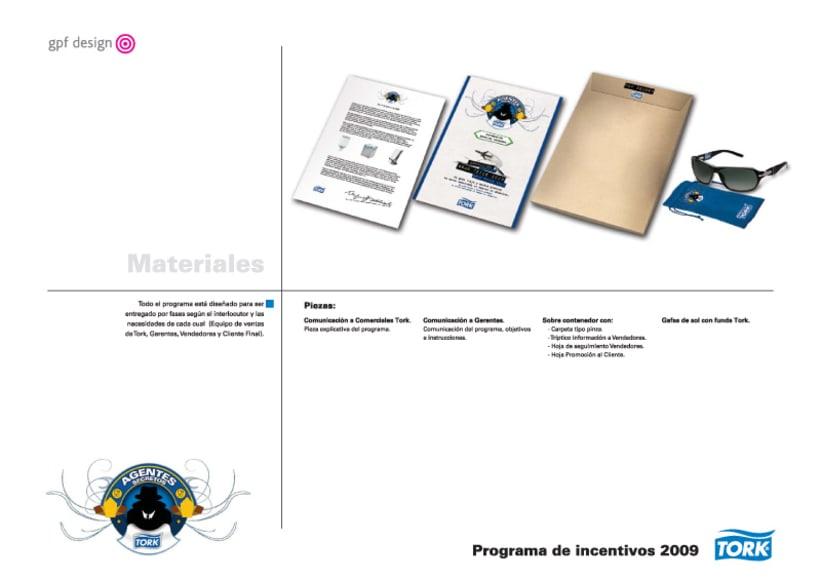 Incentivos Tork 2009 8
