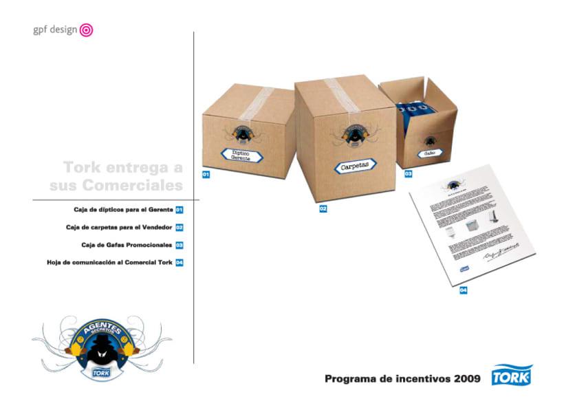 Incentivos Tork 2009 9