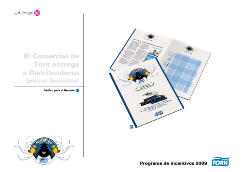 Incentivos Tork 2009 10