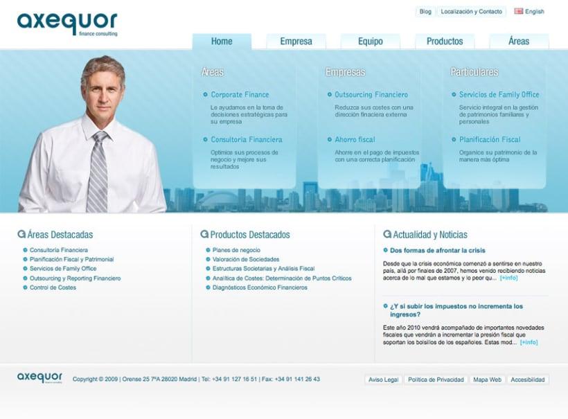 Web Axequor 1