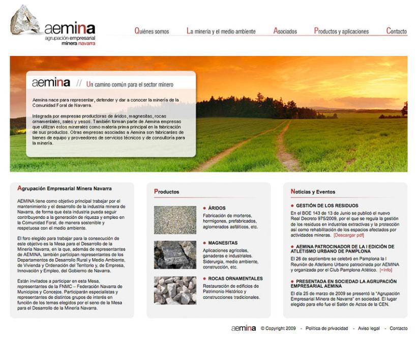 Web AEMINA 1