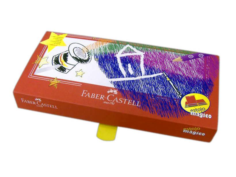Embalagem Faber Castell 2