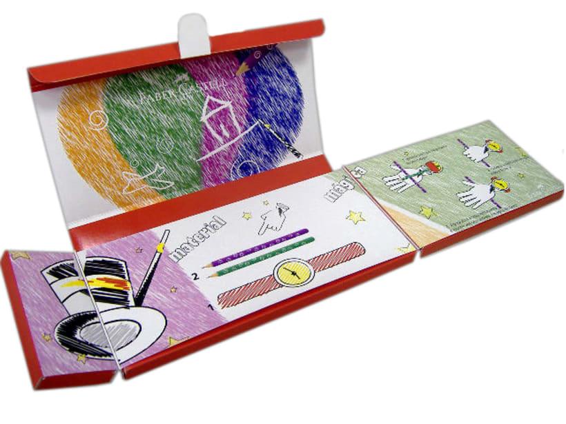 Embalagem Faber Castell 4