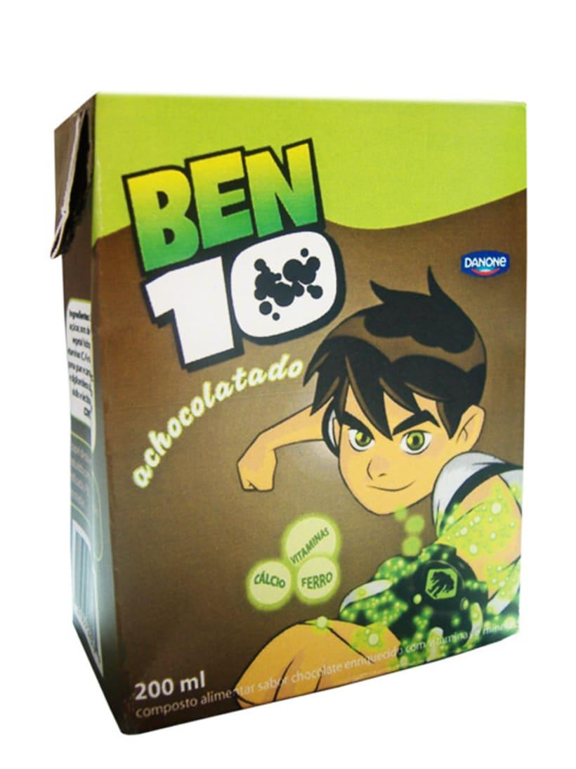 Achocolatado Ben 10 2