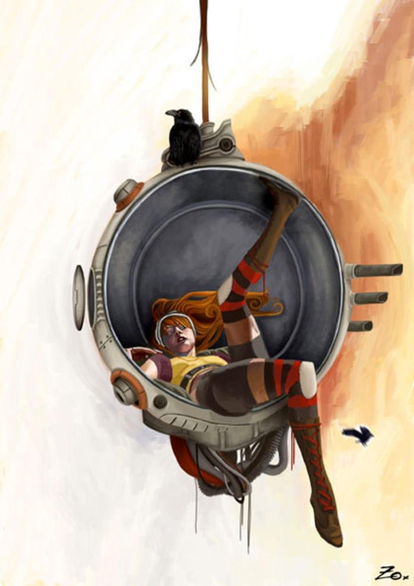 Some illustrations / Algunas ilustraciones 1