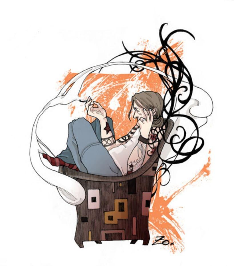 Some illustrations / Algunas ilustraciones 10